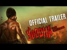 Official Trailer | Yoddha - The Warrior