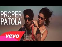 Proper Patola | Diljit Dosanjh | Badshah