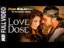 LOVE DOSE | Yo Yo Honey Singh