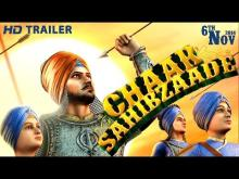Official Trailer | Chaar Sahibzaade