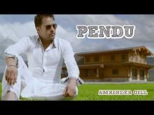 Pendu | Amrinder Gill