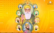 10 Sikh Guru sehbaan